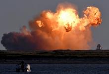 Провал за провалом: Очередной космический корабль SpaceX снова взорвался