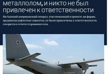 Эту страну погубит коррупция: Пентагон потратил полмиллиарда долларов на списанные на металлолом самолеты