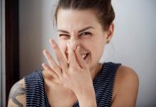Еда, влияющая на запах тела