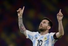 Месси не считает, что сборная Аргентины зависит от него