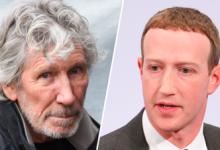 «Я не буду участвовать в этой чуши, Цукерберг»: Роджер Уотерс раскритиковал Facebook и Instagram из-за цензуры
