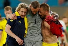 Скандинавский характер: 17 ударов по воротам и 85% владения мячом не помогли Испании обыграть Швецию на Евро-2020