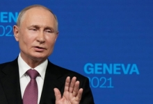 Путин ответил словами Льва Толстого на вопрос о доверии с Байденом