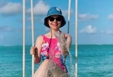 «Спорт не люблю»: молодая жена Петросяна показала честное фото в купальнике