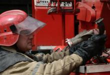 В Свердловском заповеднике тушат два пожара площадью более 100 га