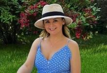 «Не худая, зато счастливая»: Проскурякова показала фигуру в летнем платье