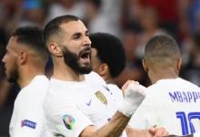 Бензема впервые забил в финальной стадии Евро