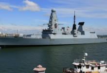 Капитан британского эсминца рассказал об инциденте в Чёрном море