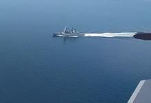 Пентагон назвал дезинформацией заявления о стрельбе по курсу британского эсминца