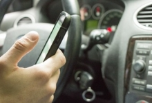 МВД определит места установки камер фиксации использования телефонов за рулём