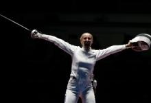 Фехтовальщица Колобова не смогла пройти в 1/8 финала соревнований по шпаге на ОИ в Токио