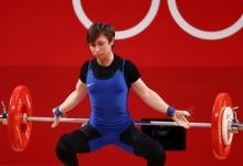 Соболь не смогла показать результат на соревнованиях по тяжёлой атлетике на ОИ в Токио