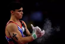Гимнаст Аблязин назвал бойцом травмированного Далалояна