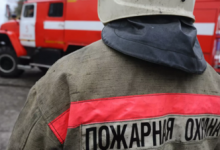 В историческом центре Петербурга произошёл пожар в жилом здании