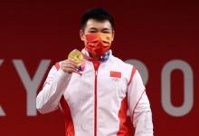Китайский тяжелоатлет Лицзюнь завоевал золото ОИ в Токиов категории до 67 кг