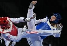 Вторая медаль в тхэквондо: россиянка Минина завоевала серебро в категории до 57 кг