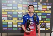 Дзагоев стал лучшим игроком матча ЦСКА — «Уфа»