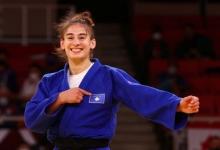 Дзюдоистка из Косова Гякова стала олимпийской чемпионкой в весе до 57 кг