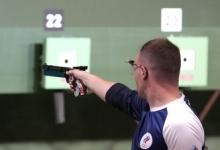 Россия вышла в финал олимпийского турнира в миксте по стрельбе из пневматического пистолета