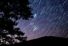 В Московском планетарии назвали даты пика метеорного потока Персеиды