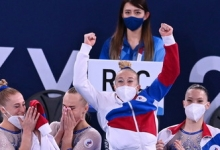 Немов назвал неожиданной победу российских гимнасток в многоборье на Олимпиаде