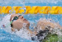 Пловчиха Каменева не вышла в полуфинал ОИ на дистанции 100 м вольным стилем