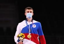 Тхэквондист Ларин признался, что ему не хватало гимна России во время награждения на ОИ в Токио