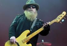 Умер бас-гитарист американской рок-группы ZZ Top
