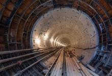 В Москве рассказали о ходе строительства соединительной ветки между БКЛ и электродепо «Замоскворецкое»