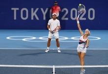 Веснина отреагировал на выход в финал теннисного микста на ОИ в Токио