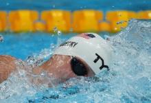 Ледеки стала чемпионкой ОИ в плавании на 800 м вольным стилем, Кирпичникова — восьмая