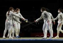 Российские саблистки вышли в финал Олимпиады в Токио