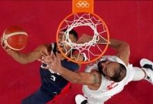 Сборная Франции по баскетболу разгромила Иран и вышла в плей-офф ОИ