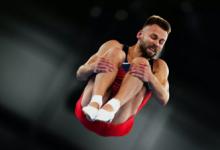 Батутист Юдин: восхищаюсь белорусами, поздравляю чемпиона