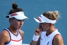 Веснина и Кудерметова уступили в матче за бронзу ОИ в парном турнире
