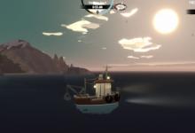 В хоррор-симуляторе рыбалки Dredge нашу лодку снабдят библиотекой