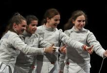 Выход из тени Великой и Поздняковой: Никитина помогла российским саблисткам выиграть командный турнир на Играх в Токио