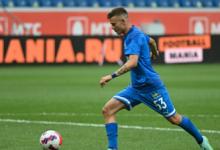 Дубль Фомина помог «Динамо» обыграть «Уфу»