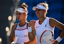 Упущенные возможности: Веснина и Кудерметова проиграли матч за бронзу на Играх в Токио с четырёх матчболов