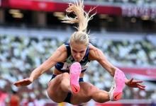 У легкоатлетки Клишиной подозрение на надрыв задней поверхности бедра