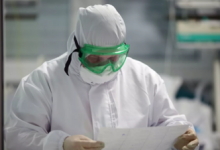 За сутки в России выявили 22 804 случая коронавируса