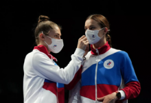 Позднякова призналась, сколько медалей мечтала в детстве выиграть на Олимпиаде