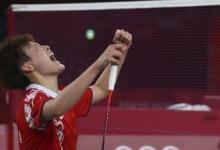 Бадминтонистка Ю Фэй Чэнь выиграла золотую медаль Олимпийских игр в Токио