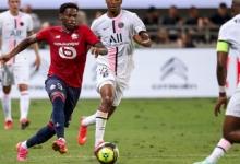 «Лилль» обыграл ПСЖ и стал обладателем Суперкубка Франции