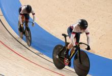 Войнова и Шмелёва поборются за бронзу в спринте в велотреке на Олимпиаде