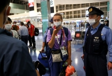 Sky News: легкоатлетка Тимановская прибыла в посольство Польши в Токио