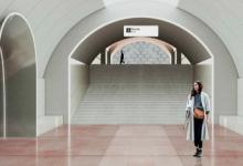 Второй вестибюль станции «Рижская» БКЛ введут после 2022 года