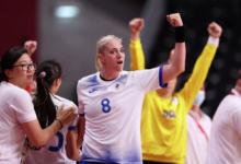 Определены соперницы российских гандболисток в четвертьфинале ОИ в Токио