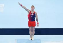 Мать Аблязина назвала несправедливым результат сына в опорном прыжке