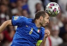 «Ювентус» объявил о продлении контракта с Кьеллини